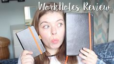 The Creative's Essential Notebook!  | WorkNotes Review | Holly Stockport