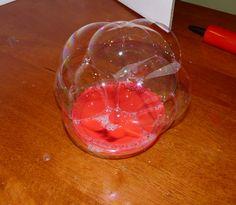 The invincible soap bubble