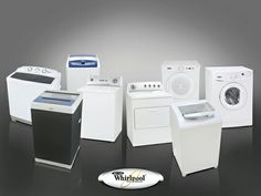 Whirlpool Washing machine repair from City Appliance & Refrigeration Services. For more visit http://cityappliance.ca/photo-gallery