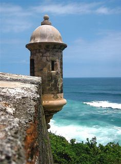 San Juan, Puerto Rico been blessed to have been here a couple times.. Once on a mission trip and a 2nd time on a cruise stunning place to see!