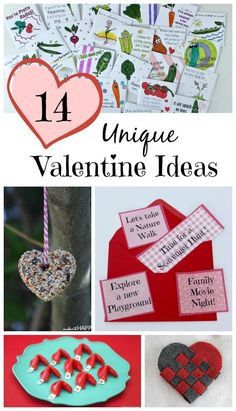 Creative valentines day ideas and gifts for kids -- the perfect way to say 'I love you'!