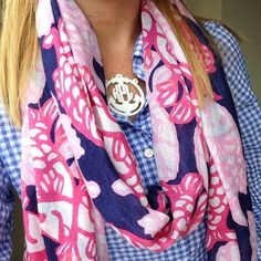 love the Lilly and gingham