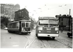 Graham Ave Trolley Line - Brooklyn, NY