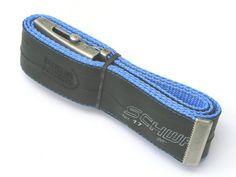 SALE! -50%  Fahrradschlauch Gürtel lila 110cm   Innertube belt lilac