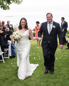 It's WEDDING WEDNESDAY! Super excited about our next real wedding blog! Check out http://ift.tt/23WK6Y8 at 10AM and you will see Mary-Beth and Jeff as they say I-DO at one of our favorite wedding locations the Owenego in Branford CT! This is New England charm at its most adorable. And the views are stunning! Mary-Beth and Jeff had a perfect day surrounded by Friends and Family and Fun! Congrats! And special thanks to Stilwell photography for sharing the pics! @alisastilwell  #ccblct #ccbl…
