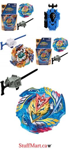 DUDEL Super z Beyblade Toys Burst Gyro Toys with Beyblade Burst Lanceur Set B-127