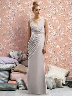 Lela Rose Bridesmaids Style LR174  only comes in taupe