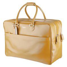 """Le Premier   Duża torba na laptopa 15"""" Jack Russell (Mocha) do kupienia tylko w Le Premier!"""