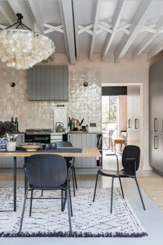 A DARK VICTORIAN DAIRY TURNED INTO A MODERN HOME