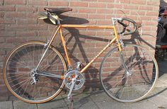 Gazelle Champion Mondial Frame-A Bicycles, Champion, Bike, History, School, Frame, Trailers, Bicycle Kick, Picture Frame