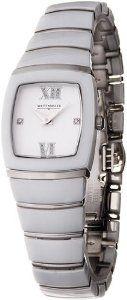 Wittnauer Ceramic Women's Watch 12P07, (watches, ak anne klein watches, ceramic, ceramic watches, white watches)