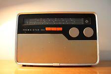 Rare Robin Day Model '444' Cruiser Transistor radio for PYE (UK) circa 1958