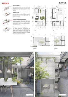 Galeria de CIUDADES [en]VISIBLE: Conheça os vencedores e menções deste concurso que propõe habitação social para Lima - 8