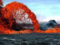erupciones volcanicas