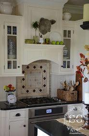 White Carrera Marble Backsplash Kitchen Countertops