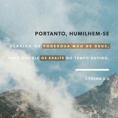 Deus cuida de voce