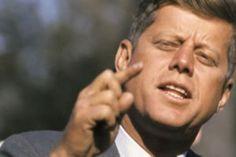 Frases de John F. Kennedy. Um dos maiores presidentes americanos.