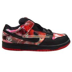 Nice Nike Dunk Pushead SB Low Shoes Online Sale