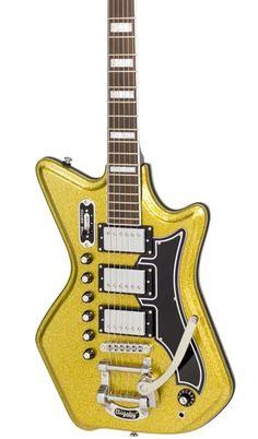 Airline Guitars, Eastwood Guitars, Vintage Electric Guitars, Vintage Models, Gorillaz, Body Shapes, 5 Ways, The Voice, Experiment