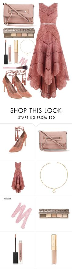 """"" by fanfanfanfannnn ❤ liked on Polyvore featuring Joie, Rebecca Minkoff, Zimmermann, Noir Jewelry, Urban Decay, Burberry and Luxie"