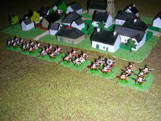 Napoleonic Wargame with 6mm (1/300 or 1/285) miniatures : Austria: Cavalleggeri, Dragoni, Ulani