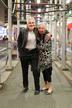 Humans of New York--My cousin and her husband and they are both amazing runners (and lots of fun too)!