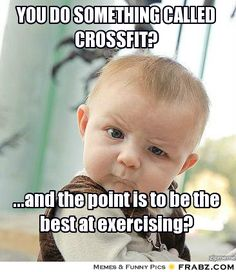 The best at exercise!
