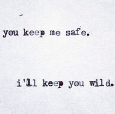 safe and wild