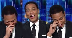 Don Lemon breaks into uncontrollable hysterics at just the mention of Omarosa's name -- and then he got worse