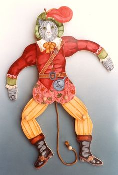 Whimsical Jumping Jacks Puppets - Old-fashioned Colorful Toys for Kids - Made in USA - Free Shipping
