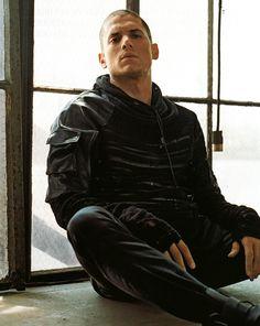 I just adore Wentworth Miller - Prison Break