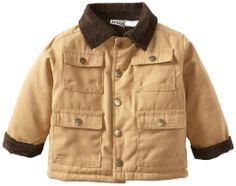 Amazon.com: Little Rebels Baby-boys Infant 1 Piece 4 Pocket Jacket: Clothing