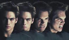 Dylan Sprayberry as Liam Dunbar Teen Wolf Mtv, Teen Wolf Memes, Teen Wolf Boys, Teen Wolf Dylan, Teen Wolf Cast, Dylan O'brien, Dylan Sprayberry, Grimm, Teenage Werewolf