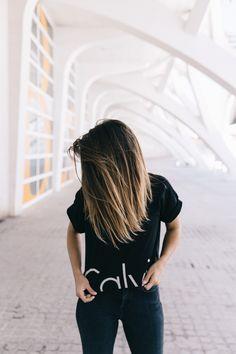 Calvin Klein / Collage Vintage