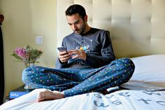 Relax moments by #soyunderwear #pajamas #pijama #menstyle