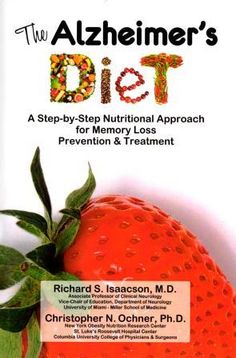 Interview with Dr. Christopher Ochner of The Alzheimer's Diet