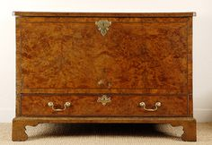 Allpress Antiques Furniture Melbourne Victoria Australia: Furniture - English - Coffers and Mule Chests