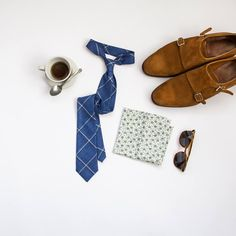 Woolen plaid tie and suede double monks. Goodyear Welt, Classic Collection, Sunglasses Case, Shopping, Shoes, Fashion, Moda, Zapatos, Shoes Outlet