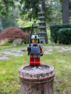 LEGO Collectible Minifigures Series 3 - Samurai Warrior