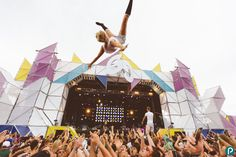 Event photographer | Festival photography | GlobalGathering music festival Day 2 - Paul Underhill Photography