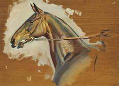 Sir Alfred James Munnings, P.R.A., R.W.S. (1878-1959) | Study of ...