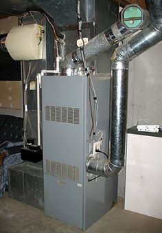 If you do choose to keep your ductwork exposed consider for How to choose a furnace for your home