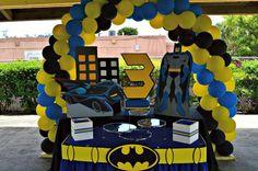 Batman Birthday Party Ideas | Photo 7 of 24