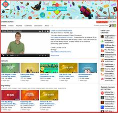 A Wonderful YouTube Channel for Teachers and Students ~ Educational Technology and Mobile Learning