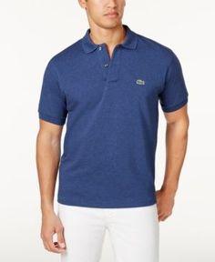 Lacoste Classic Pique Polo Shirt, L.12.12 - Ibiza 2XL