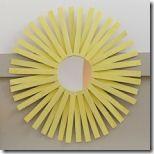 sunburst mirror from tiffany ruda Sunburst Mirror, Diy Mirror, Let It Shine, Large Art, Mirrors, Tiffany, Garage, Cool Stuff, Crafts