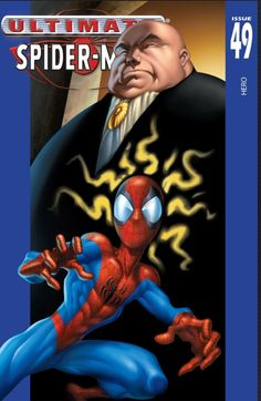 Ultimate Spider-man 49 - Kingpin