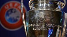 Depois da informação ter começado a circular há algumas semanas, a UEFA confirmou hoje que a fase final da Liga dos Campeões irá realizar-se de facto em Lisboa. Red Bull, Final Da Champions League, Manchester City, Energy Drinks, Liverpool, Beverages, Canning, Champions League, Finals