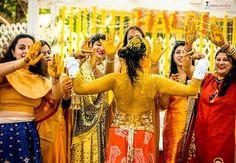 #haldi #haldiceremony #crazygirl #brideinspiration #bridesmaids #indianbride #bridesmaid #yellow #bridesquad #bridalsquad #bridalstyle #trends #trendsetter #trends #bridalshower #bridesmaidgoals #wedding #weddings #weddingdress #prewedding #glamourousweddings #weddingbells #destinationwedding #candidweddingphotography #bridalinspo #bridestory #weddingphotography #lehengacholi Wedding Photography Packages, Photography Ideas, Wedding Photoshoot, Photoshoot Ideas, Bridal Squad, Mehndi Night, Haldi Ceremony, Crazy Girls, Best Wedding Photographers