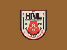 Hawkins National Laboratory by LB Works #Design Popular #Dribbble #shots